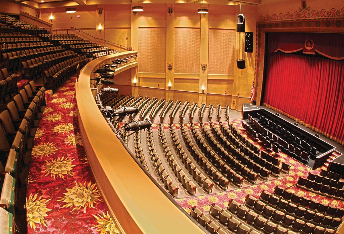 Sunrise Theatre | InterAmerica Stage, Inc.