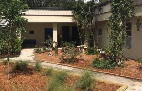 John Carroll High School updates campus with help of UF/ IFAS partners