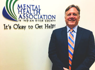 Mental Health Association names Dr. Nicholas Coppola, as new CEO