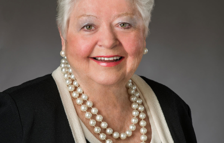 May Smyth to be honored at the 2019 Kiplinger Luncheon