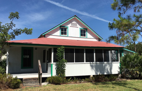 Laura Riding Jackson Foundation and IRSC partner to bring historic home to IRSC Vero Beach Campus