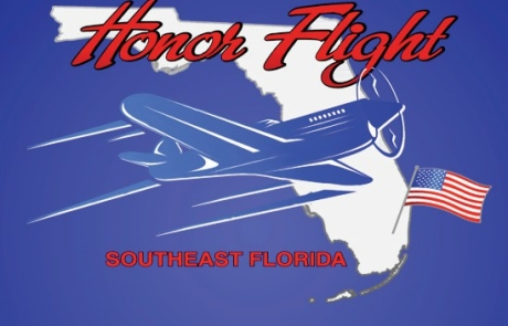 Fashion show and luncheon hosted by Southeast Florida Honor Flight to raise funds for local WWII, Korean and Vietnam War veterans