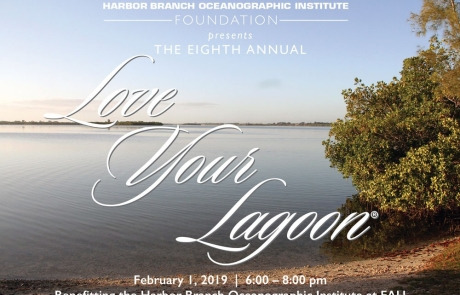 "The Harbor Branch Oceanographic Institute Foundation's Eighth Annual ""Love Your Lagoon"" is another sold-out success"
