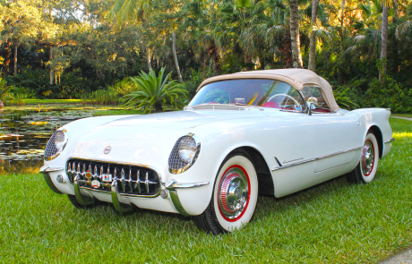 McKee Botanical Garden celebrates its 10th Annual Motor Car Exhibition featuring Corvette, America's Sports Car