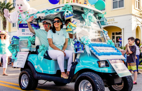 Dale Sorensen Real Estate announces 3rd Annual Vero Beach Easter Parade