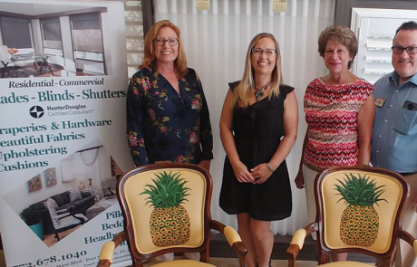 Dow Decorating and Nyla Pipes partner on fundraiser for St. Lucie Habitat