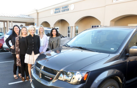 John's Island Foundation grant helps Whole Family Health Center solve patient transportation challenge