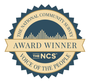 National Community Service Award Winner