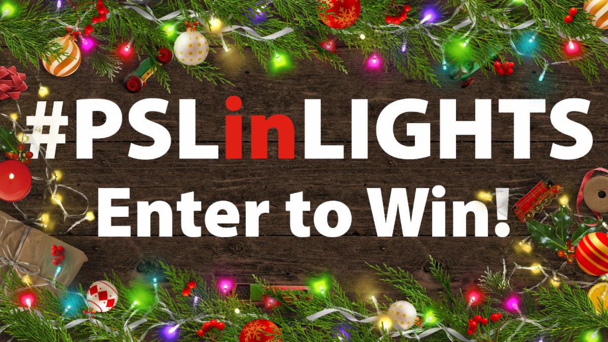 PSL in lights