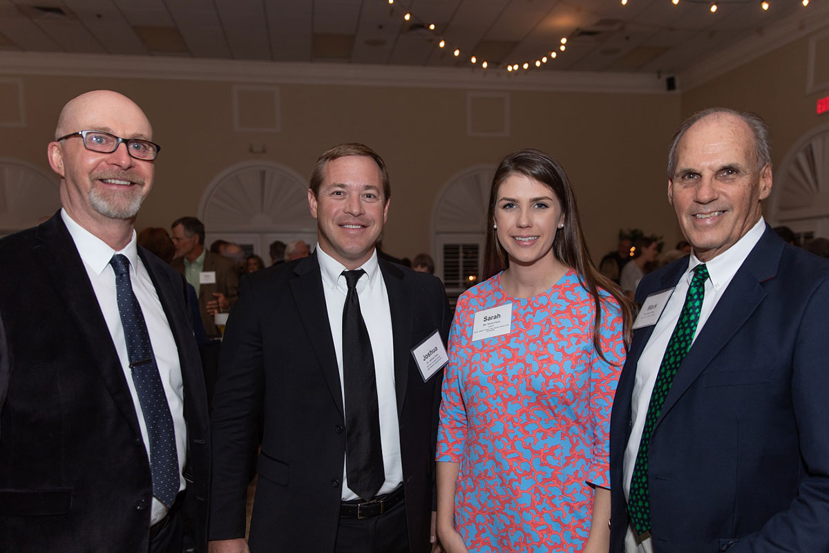 Dr. Peter McCarthy, Dr. Josh Voss, Ms. Sarah Perry, Mr. Mark Perry.