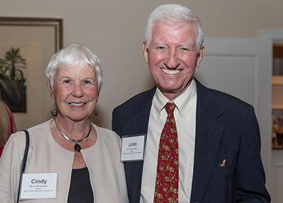 Ms. Cindy Gedeon and Mr. John Cusick.