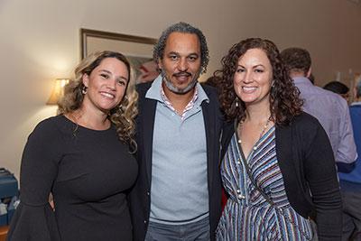 Ms. Teresa Maria Gaya, Dr. Laurent Cherubin, Ms. Rachel Brewton.