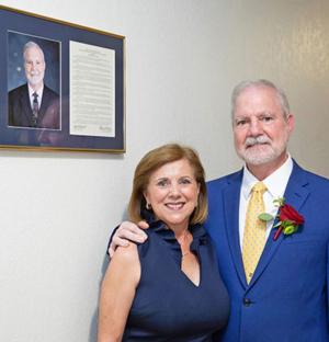 "Robert ""Bob"" Stork, and his wife, Carmen"