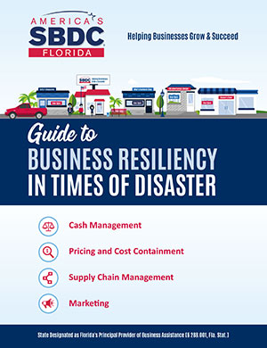 Guide to Business Resiliency in times of disaster