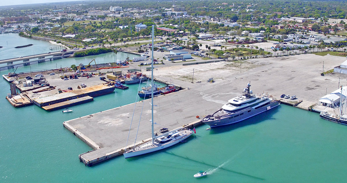 Port of Fort Pierce