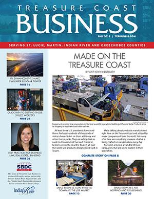 Treasure Coast Business Magazine Fall 2019