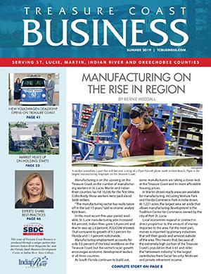 Treasure Coast Business Magazine Summer 2019