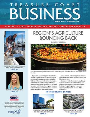 Treasure Coast Business Magazine Winter 2020