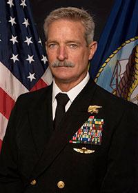 Commander Grant Mann, USN SEAL (Ret.)