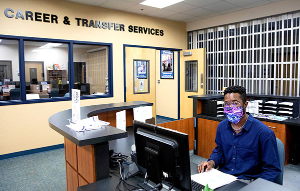 Indian River State College Career and Transfer Services program