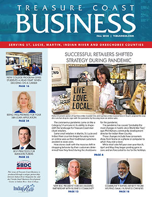 Treasure Coast Business Magazine Fall 2020