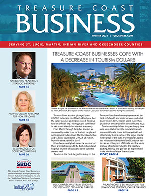 Treasure Coast Business Magazine Winter 2021