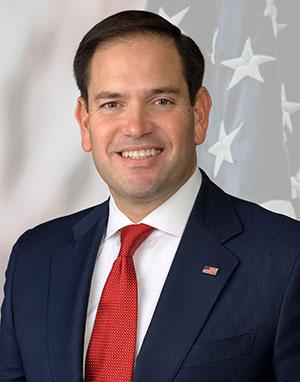 U.S. Sen. Marco Rubio [R-FL]