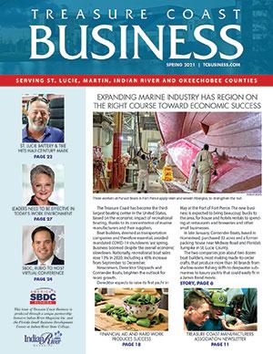 Treasure Coast Business Magazine Spring 2021