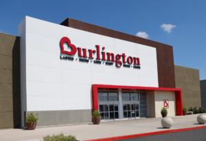Burlington Storefront in Tradition