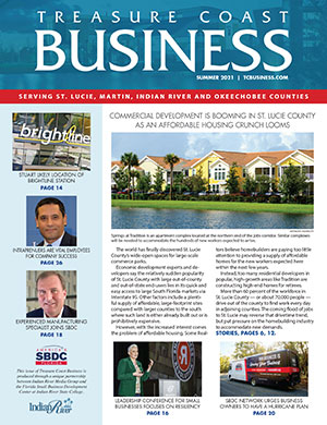 Treasure Coast Business Magazine Summer 2021