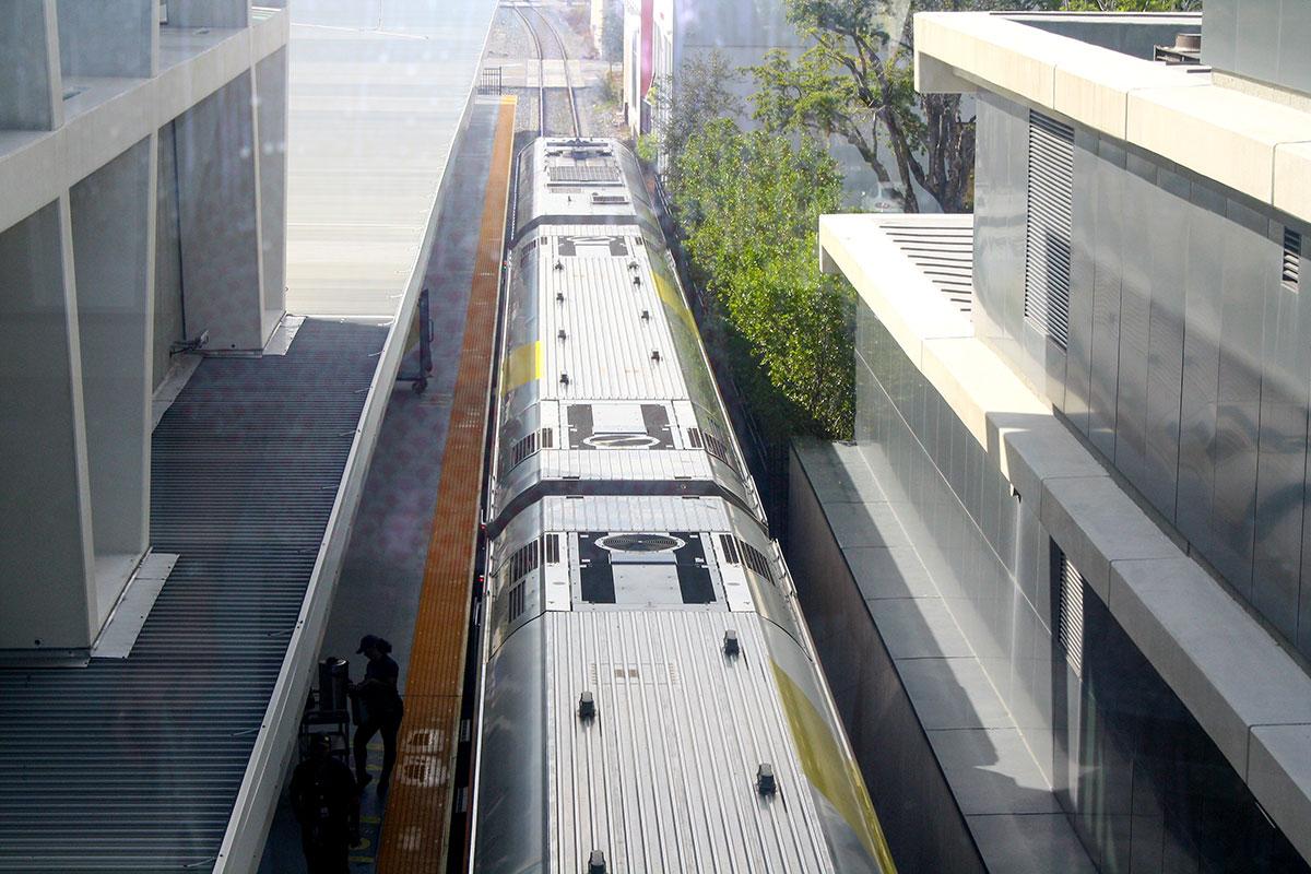 Brightline's high-speed trains